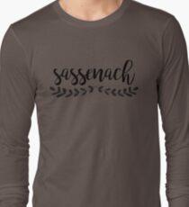 Sassenach - Outlander Long Sleeve T-Shirt