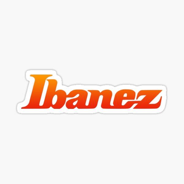 Ibanez Sticker