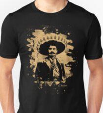 Emiliano Zapata - bleached natural T-Shirt