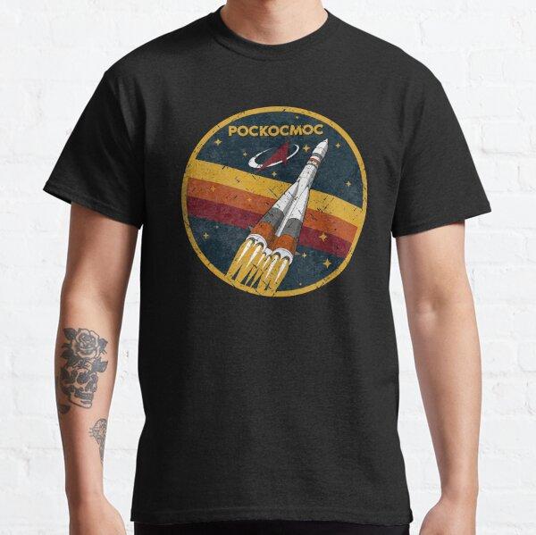 Роскосмос - Vintage Emblem Classic T-Shirt