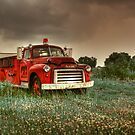 Fire Truck by Michael  Herrfurth