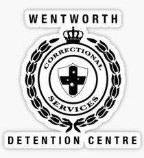 Wentworth  Sticker