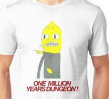 Lemongrab - One million years dungeon Unisex T-Shirt