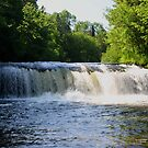 Dunbar Falls by Don Rankin
