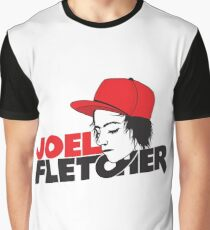 JOEL FLETCHER  Graphic T-Shirt