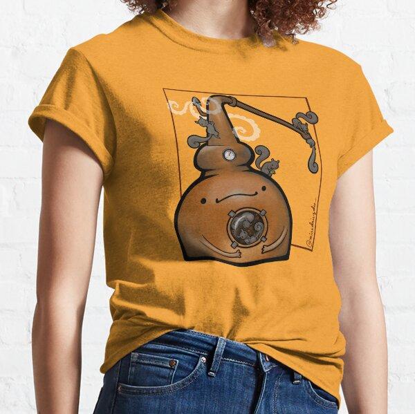 Copper Pot Still :: Carnivorous Foods Classic T-Shirt