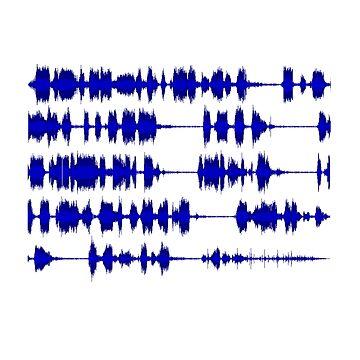 Wir entscheiden uns für die Mondrede von Kennedy, Audiowave von Upbeat
