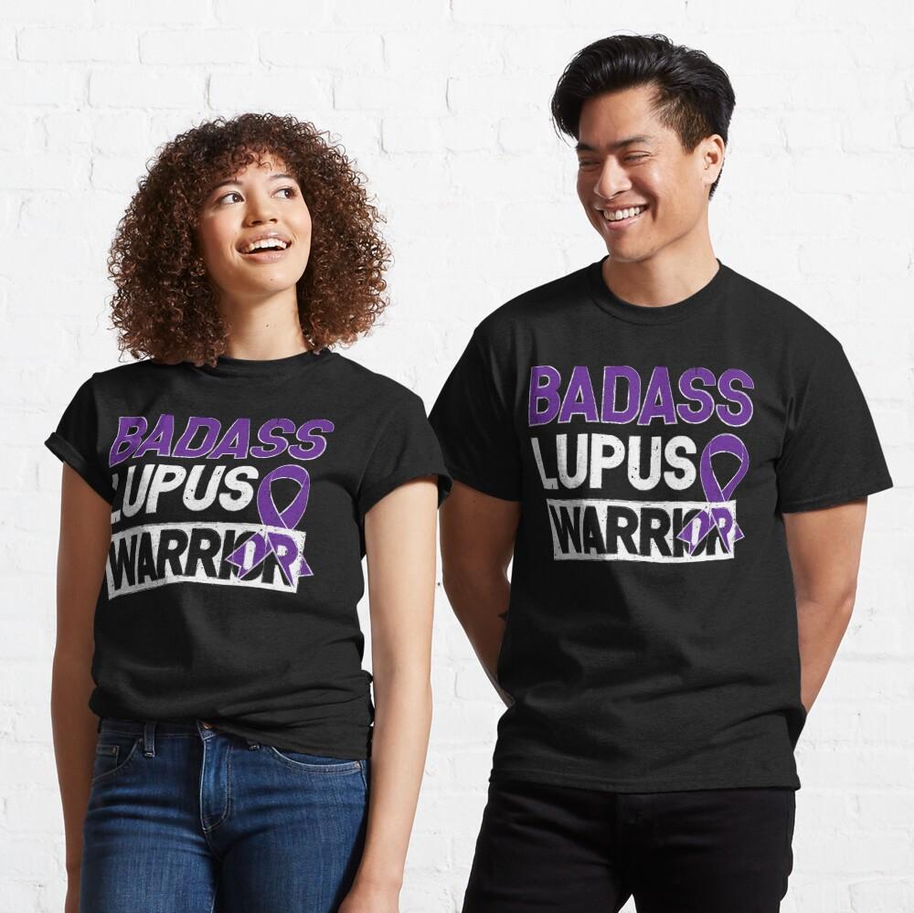 Lupus Awareness    Lupus Warrior Classic T-Shirt