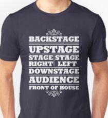 Theatre Geeks Design T-Shirt