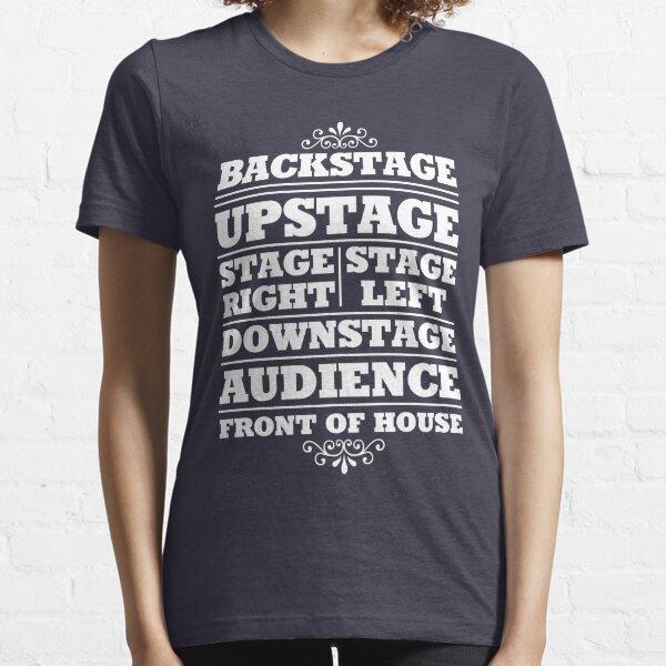 Theatre Geeks Design Essential T-Shirt