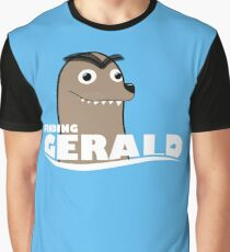 Finding Gerald Graphic T-Shirt