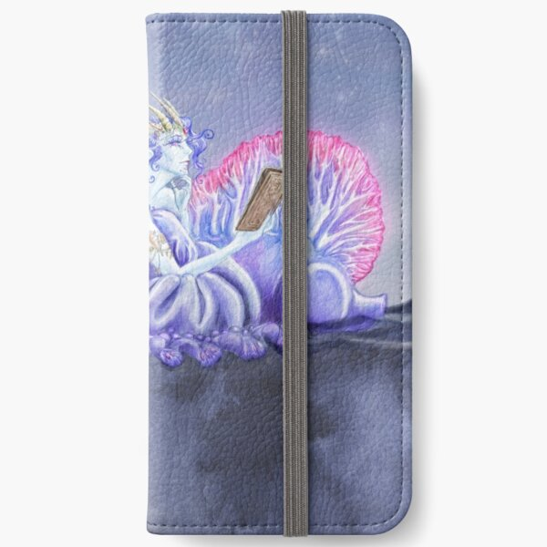 Food for the body and the soul iPhone Wallet