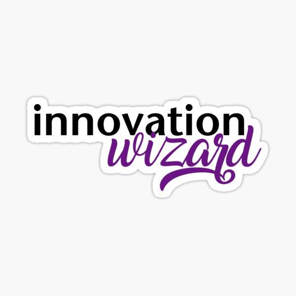 Innovation Wizard Sticker