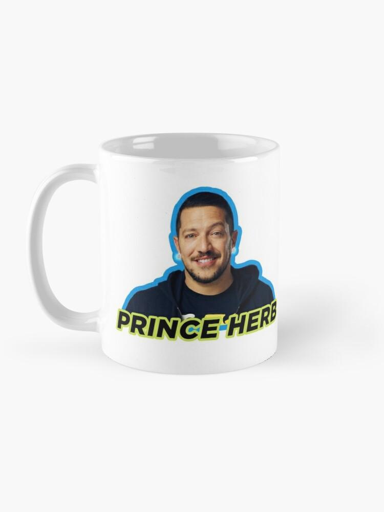 Alternate view of Prince Herb - Impractical Jokers Mug