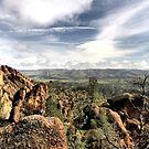Pinnacles National Park by Rosalee Lustig