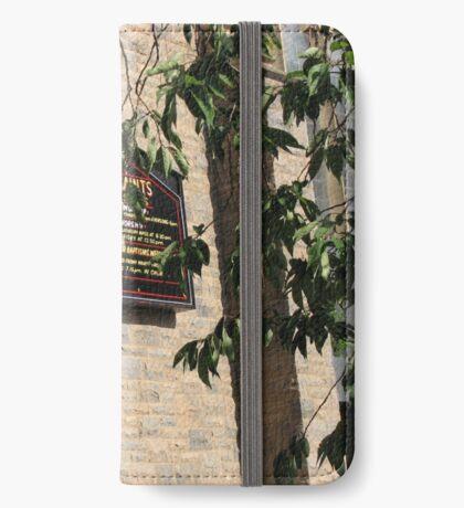 All Saints, Südschilde iPhone Flip-Case