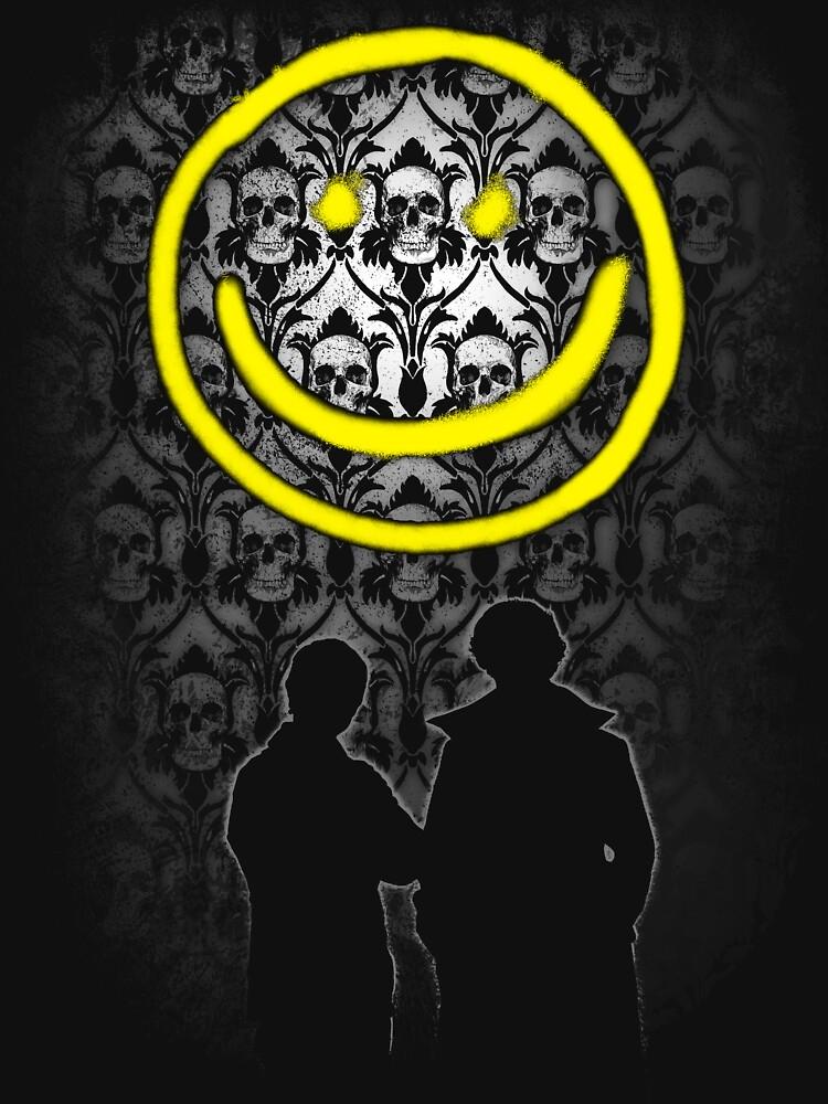 Sherlock Smiley | Unisex T-Shirt