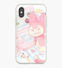Pastellskitty iPhone-Hülle & Cover