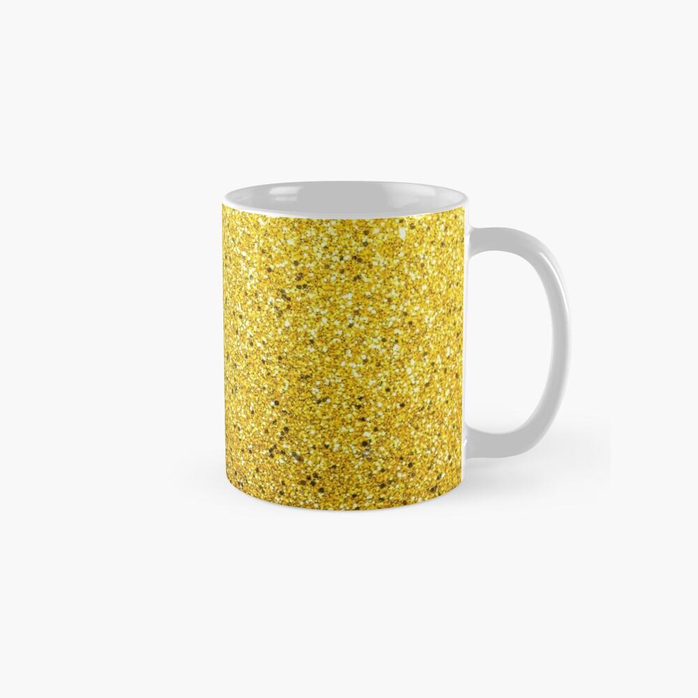 Sonnenschein Glittery Golden Sparkle Tasse