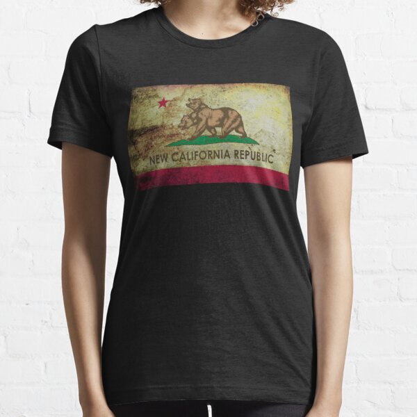New california republic grunge Essential T-Shirt