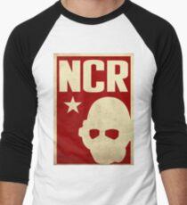 NCR Men's Baseball ¾ T-Shirt
