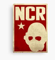 NCR Canvas Print