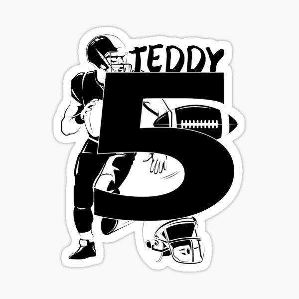 Teddy Bridgewater Sticker