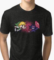 Mega Rupee Tri-blend T-Shirt