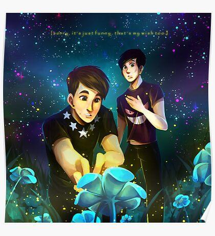 Dan & Phil - Undertale Poster