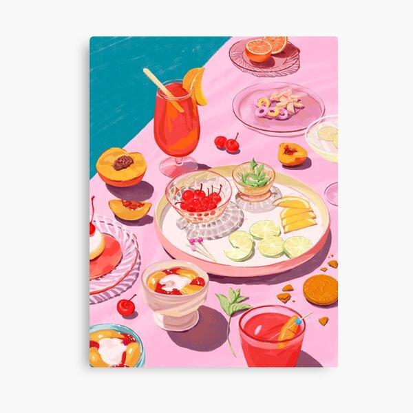 Summer Dreams Canvas Print