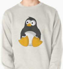 Penguin cartoon drawing Pullover
