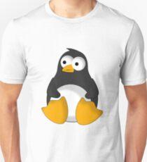 Penguin cartoon drawing Unisex T-Shirt