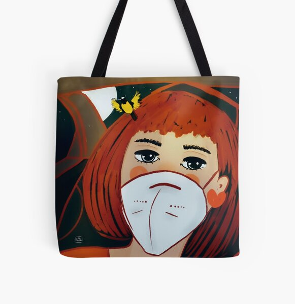 Our daily life All Over Print Tote Bag