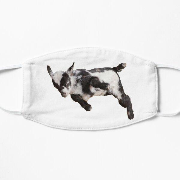 Bouncing Baby Goat II Flat Mask