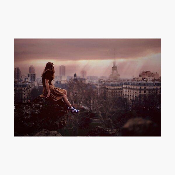 Paris Paris Photographic Print