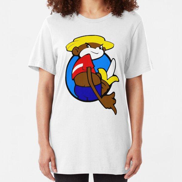 Johnny chimpo Slim Fit T-Shirt