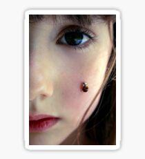 Ladybirds Sticker