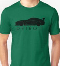 Detroit, Viper Unisex T-Shirt