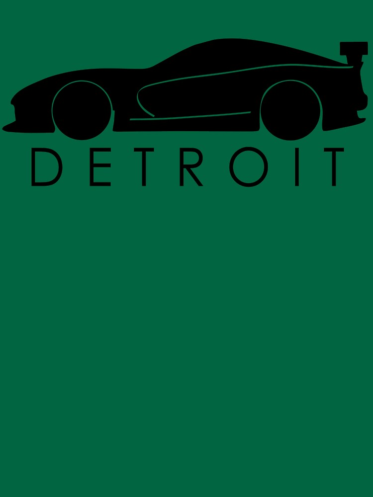 Detroit, Viper by trackography