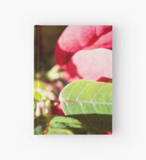 colours of plants Hardcover Journal