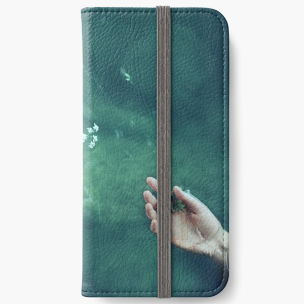 Ophelia's hand iPhone Wallet