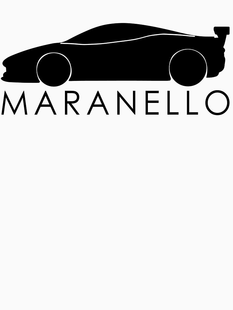 Maranello, Ferrari by trackography