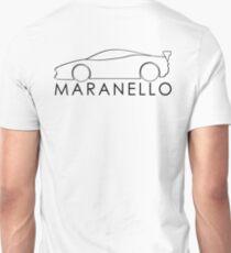 Maranello, Ferrari Unisex T-Shirt