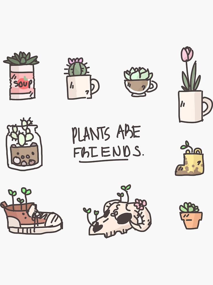 Las plantas son amigos de ATinyShadow