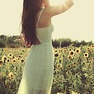 Sunflowers by AlexandraSophie