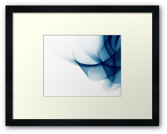 Modern Abstract Background by Olga Altunina
