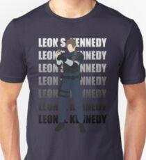 Leon Kennedy Residen Evil 2 T-Shirt