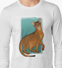 Abyssinian Long Sleeve T-Shirt