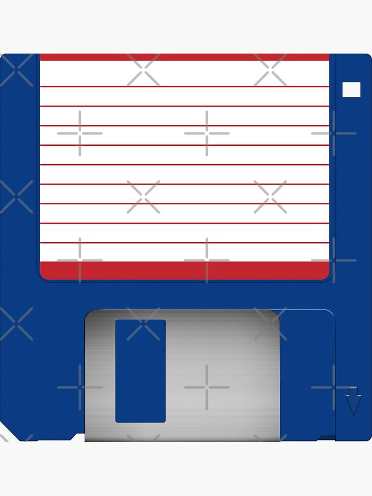 NDVH Floppy Disk by nikhorne