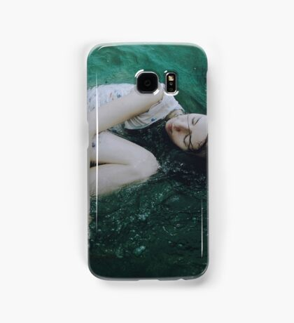 And the ocean loved her back Samsung Galaxy Case/Skin